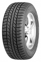 Wrangler HP All Weather Run Flat